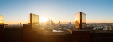 Golden View of Frankfurt am Main- Stock Photo or Stock Video of rcfotostock   RC-Photo-Stock