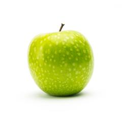 green apple on white- Stock Photo or Stock Video of rcfotostock | RC-Photo-Stock