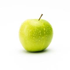 green apple with dew drops- Stock Photo or Stock Video of rcfotostock | RC-Photo-Stock