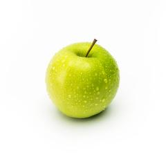 green apple with waterdrops- Stock Photo or Stock Video of rcfotostock | RC-Photo-Stock
