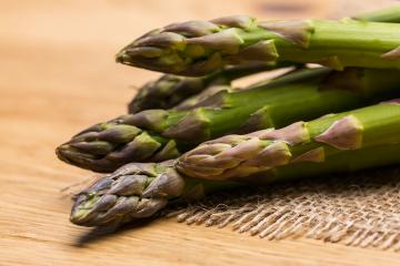 green Asparagus spears closeup- Stock Photo or Stock Video of rcfotostock | RC-Photo-Stock