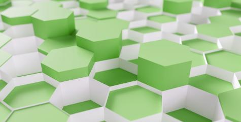 green Hexagon Background - 3D rendering - Illustration  : Stock Photo or Stock Video Download rcfotostock photos, images and assets rcfotostock | RC-Photo-Stock.: