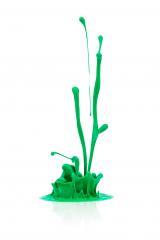 green paint splashing- Stock Photo or Stock Video of rcfotostock | RC-Photo-Stock