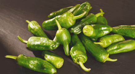 green peppers background - texture of green pepper, chili- Stock Photo or Stock Video of rcfotostock | RC-Photo-Stock