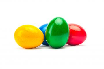 group of colorful easter eggs- Stock Photo or Stock Video of rcfotostock | RC-Photo-Stock