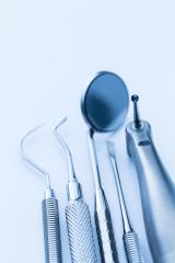 gum treatment dentist tools drill mirror dental care- Stock Photo or Stock Video of rcfotostock | RC-Photo-Stock