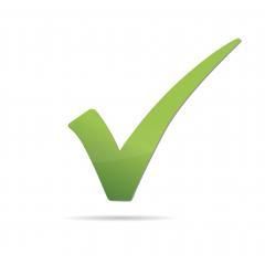 haken Überprüfen Sie Symbol, Zeichen ok Farbe grün. Vektorillustration eps- Stock Photo or Stock Video of rcfotostock | RC-Photo-Stock