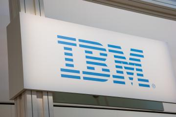 HANNOVER, GERMANY MARCH, 2017: IBM logo. IBM is an American multinational technology and consulting corporation. IBM has 12 research laboratories worldwide.- Stock Photo or Stock Video of rcfotostock | RC-Photo-Stock