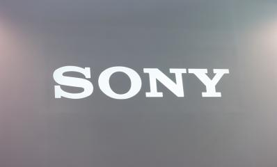 HANNOVER, GERMANY MARCH, 2017:The logo of Sony.Sony Corporation electronics company is primarily active in consumer electronics Sony produces computer, games, consoles and Cameras.- Stock Photo or Stock Video of rcfotostock | RC-Photo-Stock