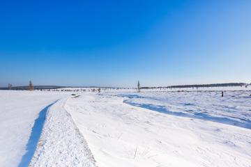 Hautes Fagnes at the Winter- Stock Photo or Stock Video of rcfotostock | RC-Photo-Stock