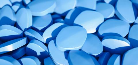 Heap of blue pills for erection dysfunction - 3D Rendering : Stock Photo or Stock Video Download rcfotostock photos, images and assets rcfotostock | RC-Photo-Stock.: