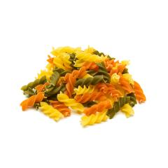 heap of colorful fusilli noodles- Stock Photo or Stock Video of rcfotostock | RC-Photo-Stock