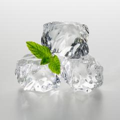 heap of ice cubes with mint- Stock Photo or Stock Video of rcfotostock | RC-Photo-Stock