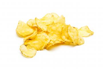 heap of potato chips : Stock Photo or Stock Video Download rcfotostock photos, images and assets rcfotostock | RC-Photo-Stock.: