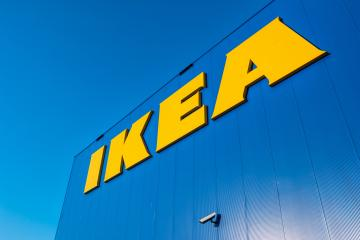 HEERLEN, NETHERLANDS FEBRUARY, 2017: IKEA Store with security Camera. IKEA is the world's largest furniture retailer and sells ready to assemble furniture. Founded in Sweden in 1943.- Stock Photo or Stock Video of rcfotostock | RC-Photo-Stock