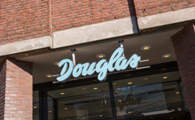 HEERLEN, NETHERLANDS OCTOBER, 2017: Store of the Parfumerie Douglas. Parfumerie Douglas is a global perfumery store chain based in Hagen.- Stock Photo or Stock Video of rcfotostock | RC-Photo-Stock