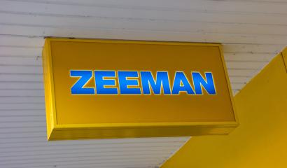 HEERLEN, NETHERLANDS OCTOBER, 2017: Zeeman Sign in front of a Zeeman store. Zeeman is a European store for clothes with about a thousand establishments in a few countries in west Europe. - Stock Photo or Stock Video of rcfotostock | RC-Photo-Stock