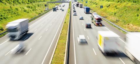 Highway traffic in germany- Stock Photo or Stock Video of rcfotostock | RC-Photo-Stock