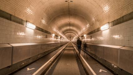 historical Elbtunnel in Hamburg : Stock Photo or Stock Video Download rcfotostock photos, images and assets rcfotostock | RC-Photo-Stock.:
