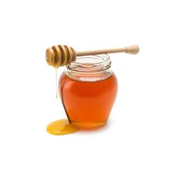 Honey pot with wood stick overflowing : Stock Photo or Stock Video Download rcfotostock photos, images and assets rcfotostock | RC-Photo-Stock.: