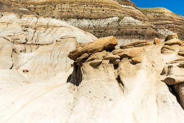 Hoodoos near Drumheller at alberta canada : Stock Photo or Stock Video Download rcfotostock photos, images and assets rcfotostock | RC-Photo-Stock.: