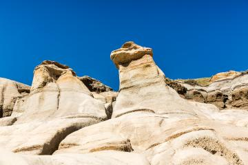 Hoodoos near drumheller canadian badlands canada : Stock Photo or Stock Video Download rcfotostock photos, images and assets rcfotostock | RC-Photo-Stock.: