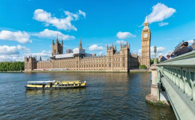 Houses of Parliament and Big Ben in London- Stock Photo or Stock Video of rcfotostock | RC-Photo-Stock