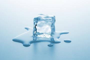 Ice cube melting- Stock Photo or Stock Video of rcfotostock | RC-Photo-Stock