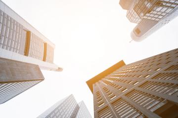 impressive skyscrapers - Stock Photo or Stock Video of rcfotostock | RC-Photo-Stock