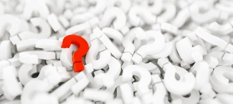infinite question marks with a red colored question sign, business and marketing concepts - Stock Photo or Stock Video of rcfotostock | RC-Photo-Stock