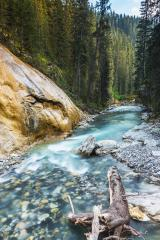 Johnston Canyon river at banff canada  : Stock Photo or Stock Video Download rcfotostock photos, images and assets rcfotostock | RC-Photo-Stock.: