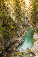 Johnston canyon trail banff alberta canada  : Stock Photo or Stock Video Download rcfotostock photos, images and assets rcfotostock | RC-Photo-Stock.: