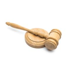 judge gavel isolate on white background- Stock Photo or Stock Video of rcfotostock | RC-Photo-Stock