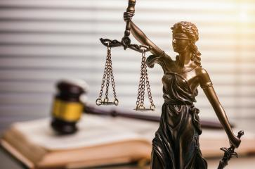 Judge's Gavel with Statue of justice : Stock Photo or Stock Video Download rcfotostock photos, images and assets rcfotostock | RC-Photo-Stock.: