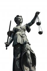 justice - justizia isolated on white background : Stock Photo or Stock Video Download rcfotostock photos, images and assets rcfotostock | RC-Photo-Stock.: