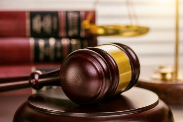 Justice Scale and Gavel in a Lawyer office- Stock Photo or Stock Video of rcfotostock | RC-Photo-Stock