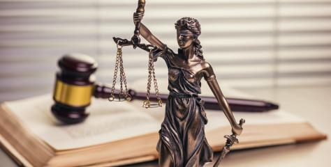 justice Statue with gavel on a open law book : Stock Photo or Stock Video Download rcfotostock photos, images and assets rcfotostock | RC-Photo-Stock.: