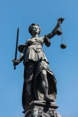 justitia on blue sky background : Stock Photo or Stock Video Download rcfotostock photos, images and assets rcfotostock | RC-Photo-Stock.: