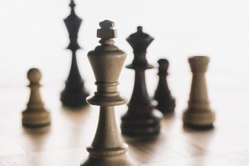 knight ,chess on board business concept - Stock Photo or Stock Video of rcfotostock | RC-Photo-Stock