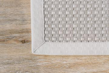 Knitted hemp fabric. on a wooden table background- Stock Photo or Stock Video of rcfotostock | RC-Photo-Stock