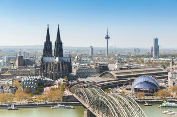 Koelner Dom (Cologne Cathedral) in Koelne : Stock Photo or Stock Video Download rcfotostock photos, images and assets rcfotostock | RC-Photo-Stock.: