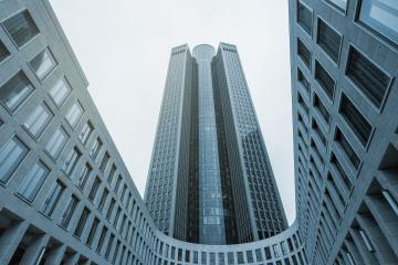 kyscrapers in Frankfurt City- Stock Photo or Stock Video of rcfotostock   RC-Photo-Stock