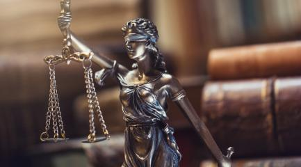 Lady Justice Statue with old books : Stock Photo or Stock Video Download rcfotostock photos, images and assets rcfotostock | RC-Photo-Stock.: