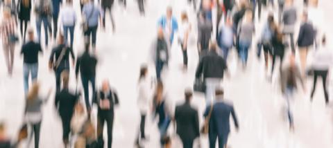 large crowd of anonymous blurred people - Stock Photo or Stock Video of rcfotostock | RC-Photo-Stock
