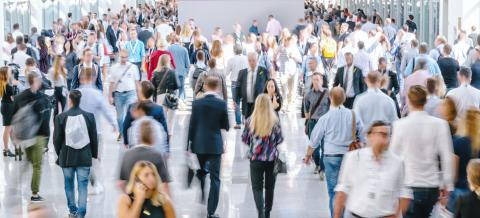 large crowd of anonymous blurred people- Stock Photo or Stock Video of rcfotostock   RC-Photo-Stock