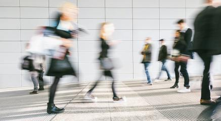 large crowd of people walking- Stock Photo or Stock Video of rcfotostock | RC-Photo-Stock