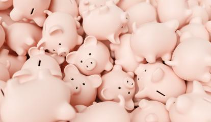 Large group of piggy banks- Stock Photo or Stock Video of rcfotostock | RC-Photo-Stock