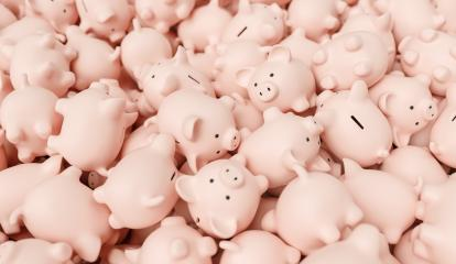 Large group of pink piggy banks- Stock Photo or Stock Video of rcfotostock | RC-Photo-Stock