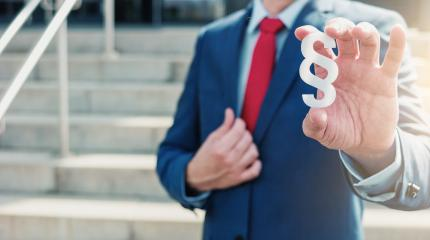 lawyer holding paragraph sign : Stock Photo or Stock Video Download rcfotostock photos, images and assets rcfotostock | RC-Photo-Stock.: