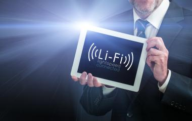 Li-Fi High Speed Wireless connection- Stock Photo or Stock Video of rcfotostock | RC-Photo-Stock